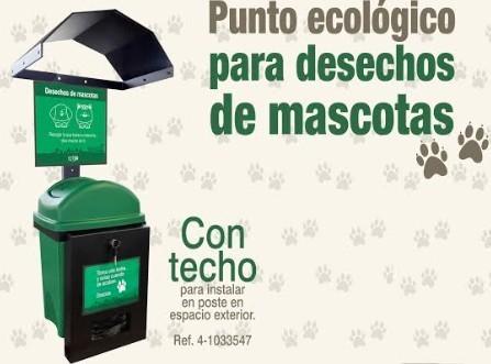 Punto Ecologico de mascotas